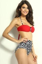 punaiset-seeprakuvioiset-korkeavya-ta-ra-iset-bikinit