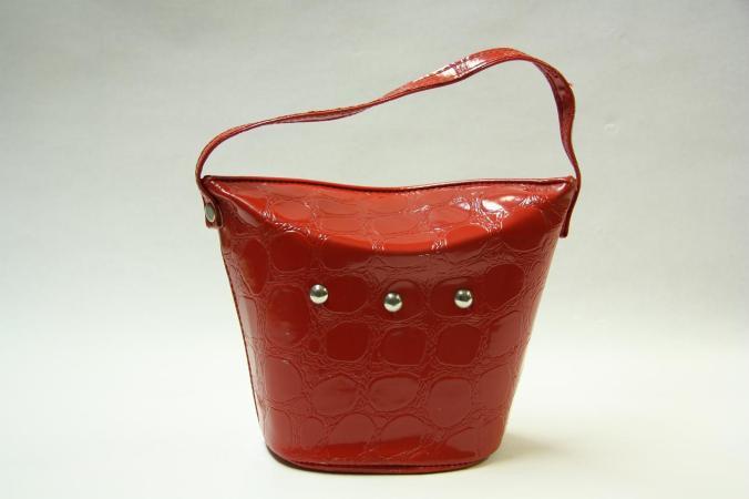 Punanen laukku