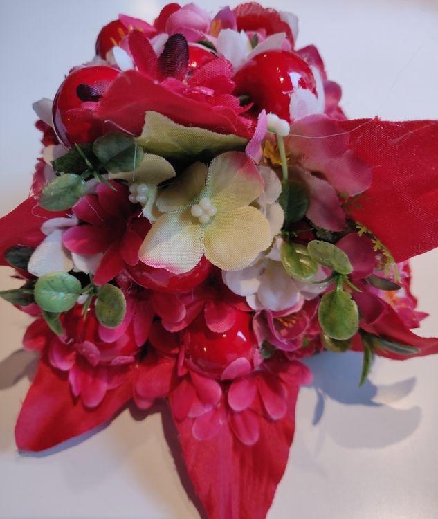 punainen kukka iso 4